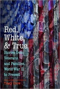 Cover for Red, White & True