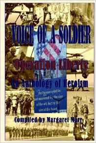 Cover for Voice of a Soldier