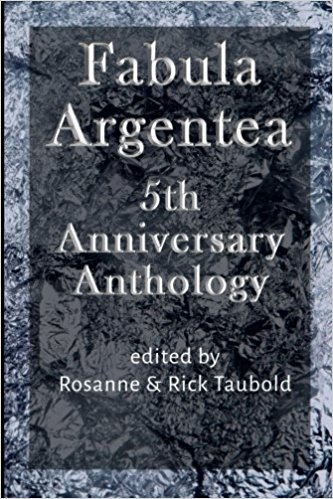 Cover for Fabula Argentea