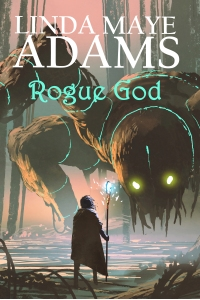 Cover for Rogue God